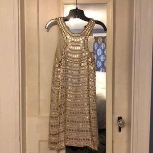 Sequins cocktail dress